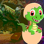 G4k Baby Dinosaur Rescue Game