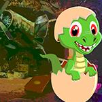 G4k Baby Dinosaur Rescue Game
