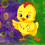G4k Baby Duck Rescue Game