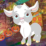 G4k Baby Goat Rescue Game