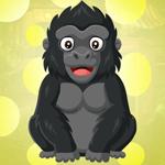 G4K Baby Gorilla Escape G…