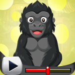 G4K Baby Gorilla Escape Game Walkthrough