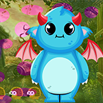G4k Bat Monster Escape Game