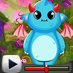 G4k Bat Monster Escape Game Walkthrough