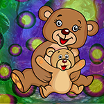 G4k Bear And Baby Bear Rescue Game