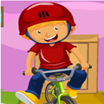 G4k Bicycle Rider Rescue Game