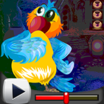 G4k Blue Parrot Rescue Game Walkthrough