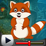 G4k Brown Fox Rescue Game…