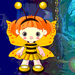 G4k Butterfly Girl Escape Game