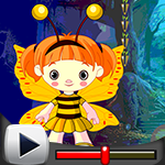 G4k Butterfly Girl Escape Game Walkthrough