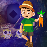 G4k Carrot Boy Rescue Game