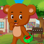 G4k Cartoon Bear Rescue G…