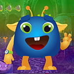 G4k Cartoon Creature Escape Game