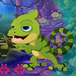 G4k Chameleon Rescue Game