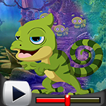 G4k Chameleon Rescue Game…