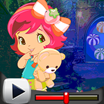 G4k Charming Girl Rescue Game Walkthrough