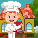G4k Chef Boy Rescue Game