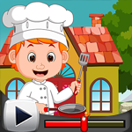 G4k Chef Boy Rescue Game Walkthrough