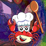 G4k Chef Crab Escape Game