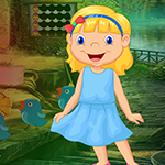 G4K Chirpy Girl Rescue Game