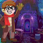 G4k Classy Man Escape Game