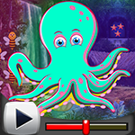 G4k Colossal Squid Escape…