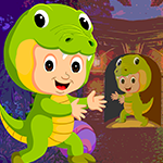 G4k Crocodile Attire Rescue Game
