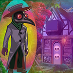 G4k Crow Man Escape Game