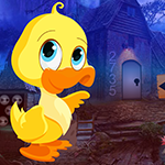 G4k Cub Duck Rescue Game