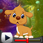 G4k Cushy Pup Rescue Game Walkthrough