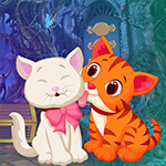 G4k Cute Friends Rescue Game