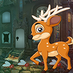 G4k Cutesy Deer Rescue Game