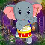 G4k Dancing Elephant Resc…