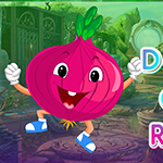 G4k Dancing Onion Rescue Game