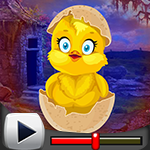 G4k Duck Escape From The Egg Game Walkthrough