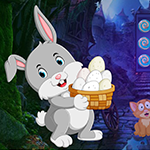 G4k Egg Rabbit Rescue Game