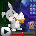 G4k Egg Rabbit Rescue Game Walkthrough