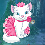 G4k Elegant Cat Rescue Ga…