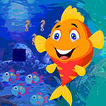 G4k Escape Clownfish Game