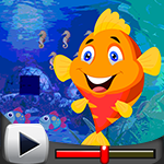 G4k Escape Clownfish Game…