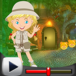 G4k Fantasy Girl Escape Game Walkthrough
