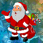 G4k Find Christmas Santa Game