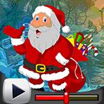 G4k Find Christmas Santa Game Walkthrough