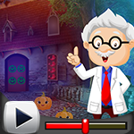 G4k Find Elderly Doctor Game Walkthrough