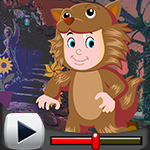 G4k Find Lion Suit Game W…