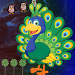 G4k Find Peacock Game