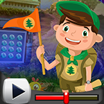 G4k Flag Boy Rescue Game …
