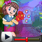 G4k Floret Girl Escape Game Walkthrough