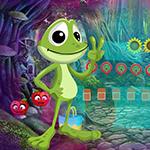 G4k Funny Frog Escape Game