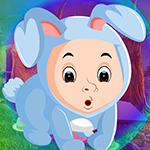 G4k Funny Suit Baby Rescue Game